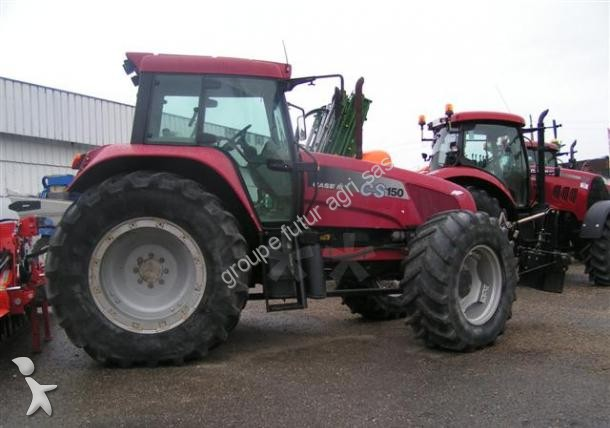 Tracteur agricole case ih cs 150 occasion n 1401947 for Case agricole