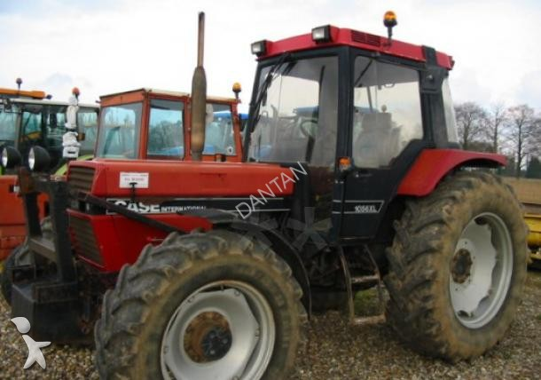tracteur agricole case ih 1056 xl occasion n 1408421. Black Bedroom Furniture Sets. Home Design Ideas