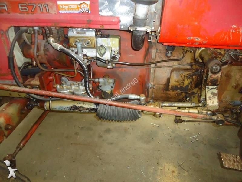 tracteur agricole zetor 6711 occasion