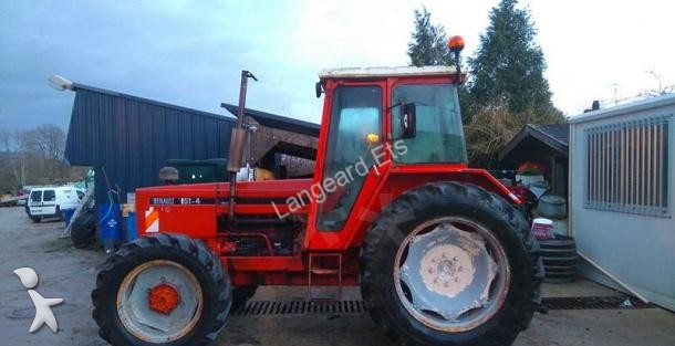 tracteur agricole renault 1151-4 occasion