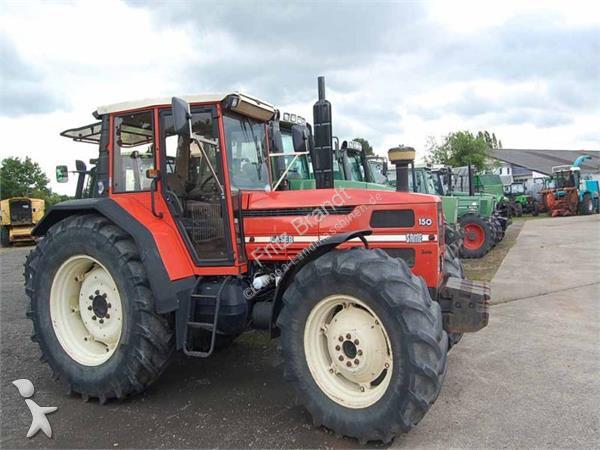 tracteur agricole same laser 150 vdt occasion