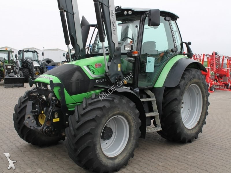 tracteur agricole deutz fahr agrotronttv420 occasion n 2013554. Black Bedroom Furniture Sets. Home Design Ideas