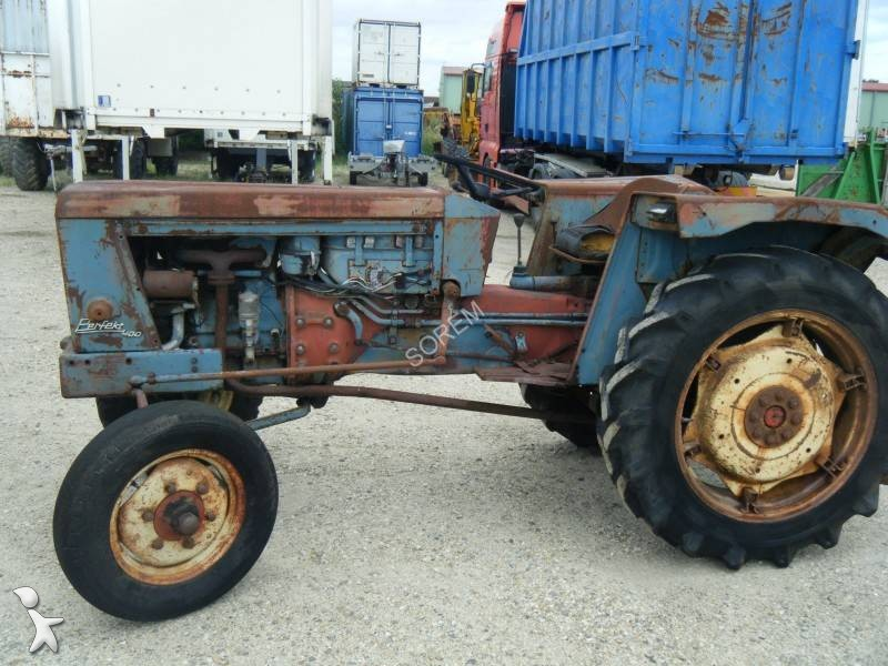 Tracteur agricole hanomag perfekt 401 occasion n 2080709 - Tracteur cars ...