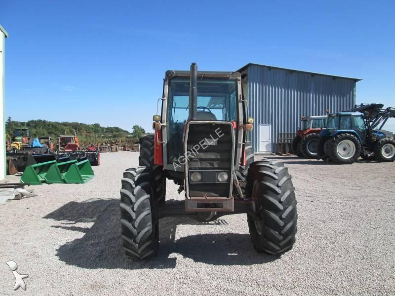 tracteur agricole massey ferguson 2625 occasion