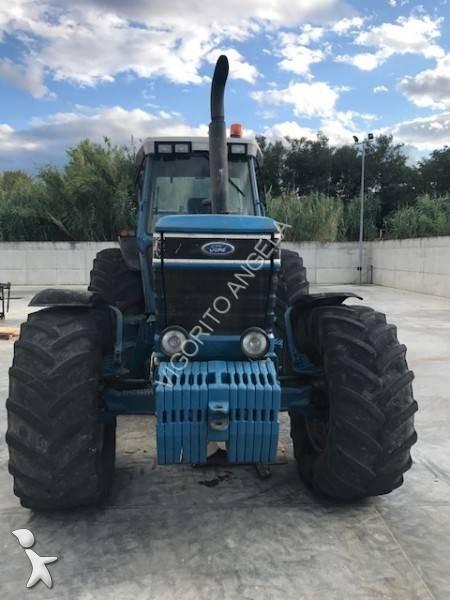 e6409e8ffc Trattore agricolo usato Ford nc 8730 - Annuncio n°2223362