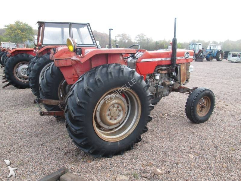tracteur agricole massey ferguson 168 occasion n 2309928. Black Bedroom Furniture Sets. Home Design Ideas