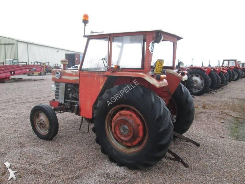 tracteur agricole massey ferguson 165 occasion
