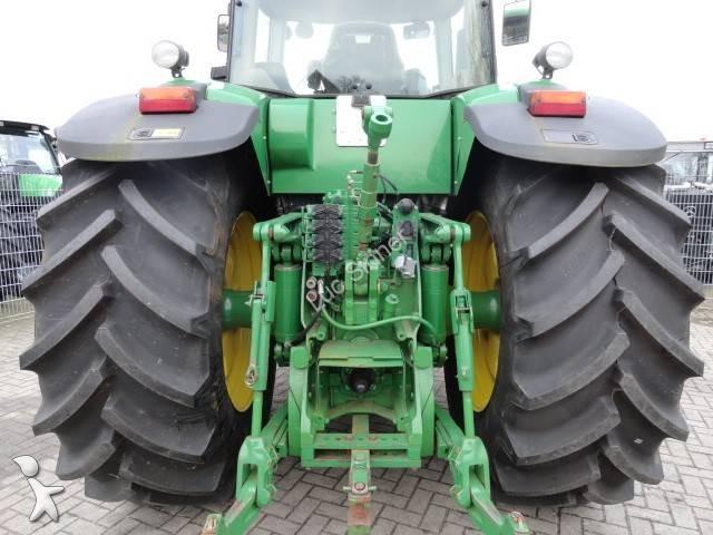 tracteur agricole john deere 8530 ils occasion
