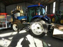 Voir les photos Tracteur agricole New Holland TD 5050 D