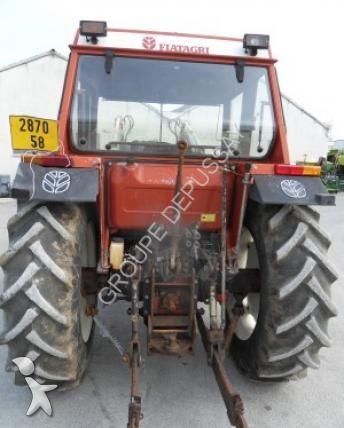 tracteur agricole fiat 70 90 dt occasion n 1386232. Black Bedroom Furniture Sets. Home Design Ideas