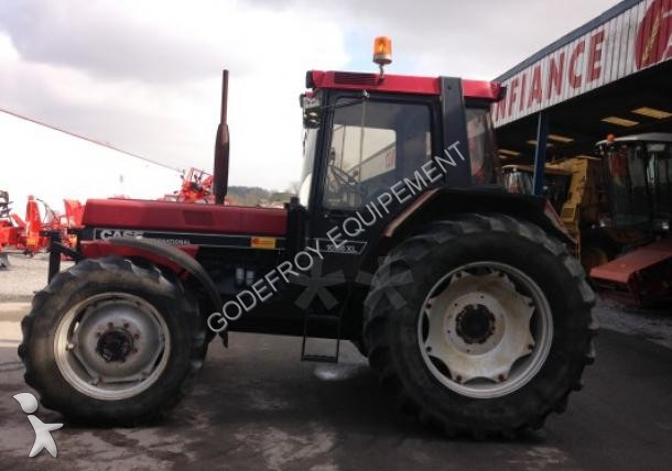 Tracteur agricole case ih 1056 xl occasion n 1408746 for Case agricole