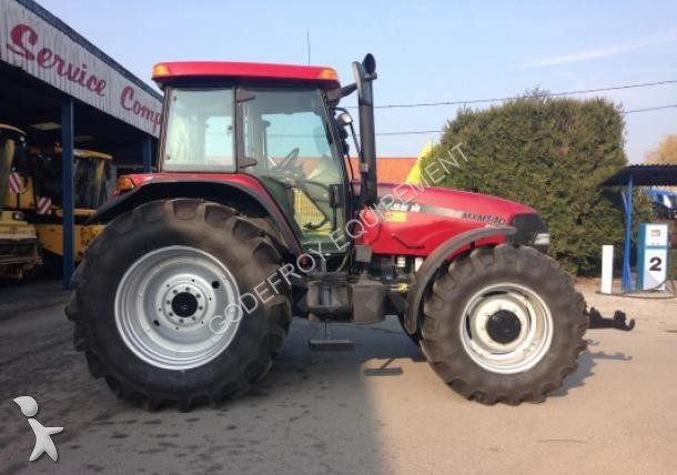 Tracteur agricole case ih mxm 140 occasion n 1408748 for Case agricole