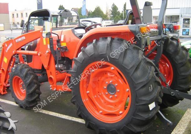tracteur agricole kubota mk 5000 dw occasion n 1524308. Black Bedroom Furniture Sets. Home Design Ideas