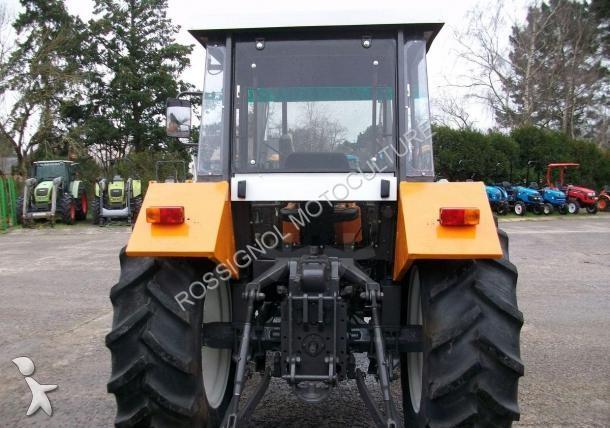 tracteur agricole renault 651 4s occasion n 1606143. Black Bedroom Furniture Sets. Home Design Ideas