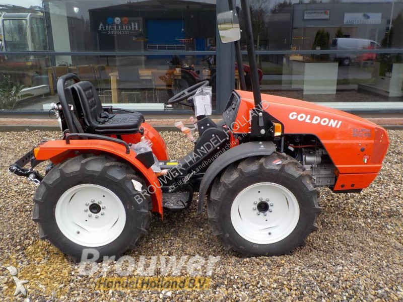 tracteur agricole goldoni 30rs neuf