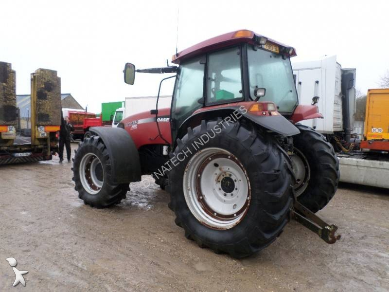 Tracteur agricole case ih mxm 155 pro occasion n 2490807 for Case agricole