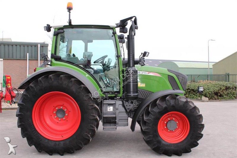 tracteur agricole fendt 313 vario s4 occasion