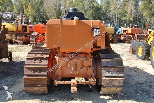 tracteur agricole fiat 100 c occasion n 1834933. Black Bedroom Furniture Sets. Home Design Ideas