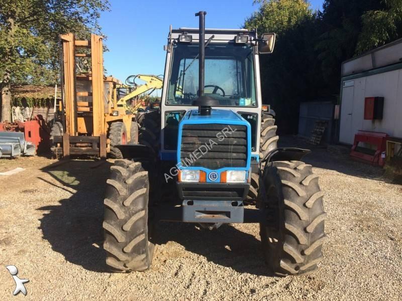 tracteur agricole landini 9880 occasionmasculinsingulier