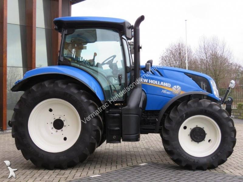 tracteur agricole new holland t6 180 neuf