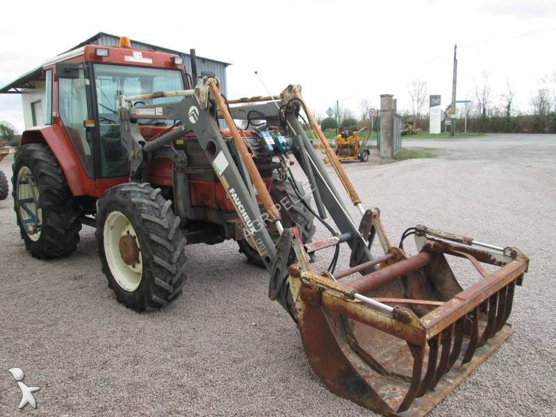 tracteur agricole fiat f100 occasion n 2474922. Black Bedroom Furniture Sets. Home Design Ideas
