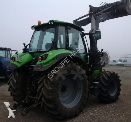 tracteur agricole occasion deutz fahr nc agrotron 6120 4 annonce n 1461273. Black Bedroom Furniture Sets. Home Design Ideas