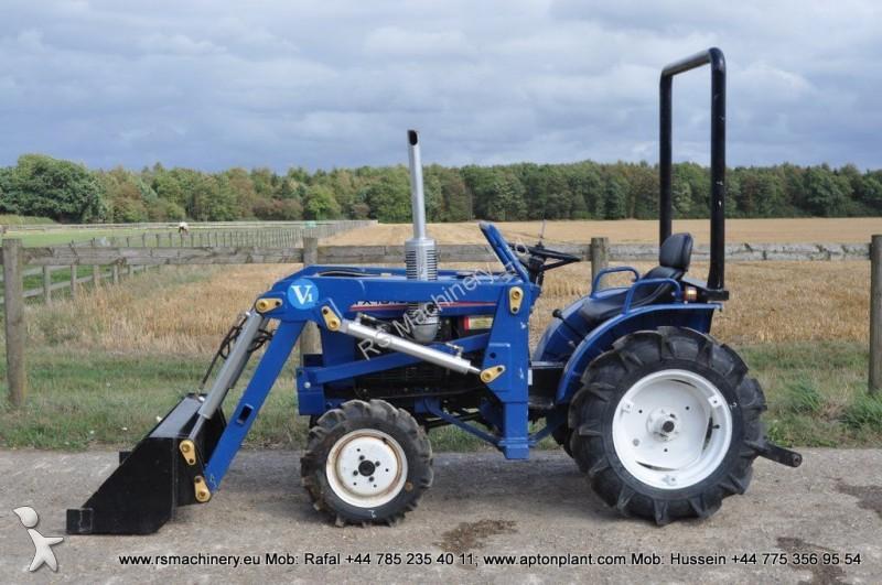 tracteur agricole iseki tx1510f occasion n 1871509. Black Bedroom Furniture Sets. Home Design Ideas