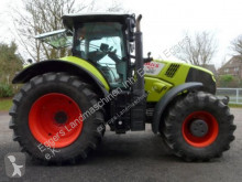 View images Claas Axion 830 CMATIC LU farm tractor