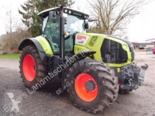 View images Claas AXION 810 CMATIC farm tractor