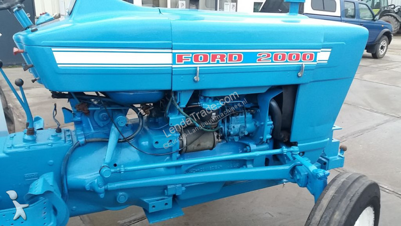 Tracteur agricole ford 2000 differential air compressor for Chambre a air tracteur occasion