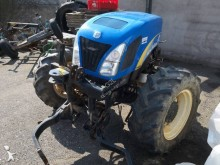 Voir les photos Tracteur agricole New Holland T4050 *ACCIDENTE*DAMAGED*UNFALL*