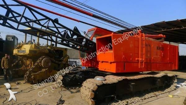 View images Hitachi KH125 crane
