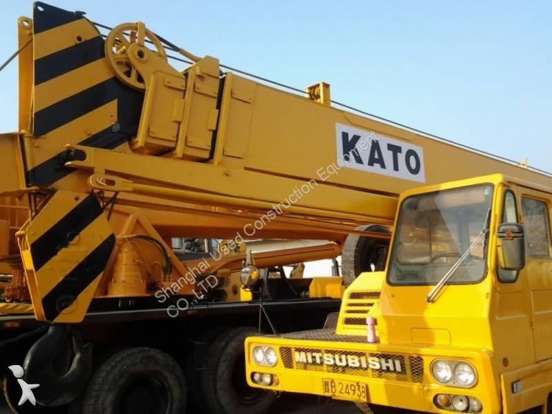 Vedeţi fotografiile Automacara Kato NK250E