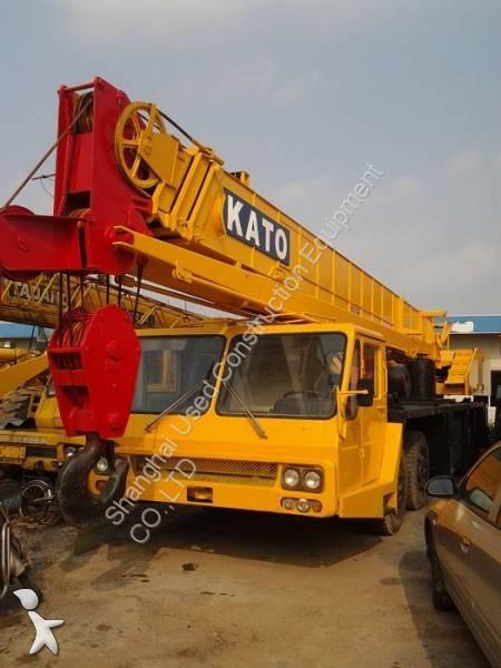 Ver as fotos Grua Kato NK400E