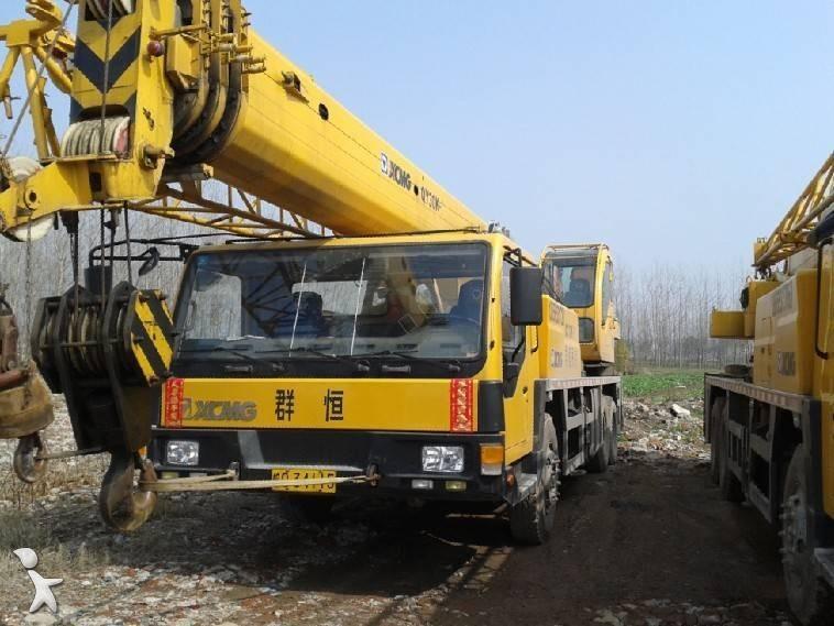 Кран XCMG QY30K-1