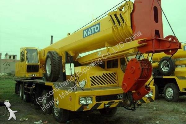 View images Kato Used KATO 55Tons Truck Crane crane