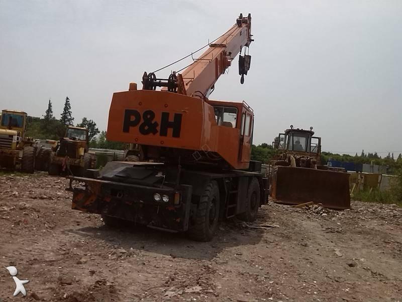 View images Kobelco RK250 crane