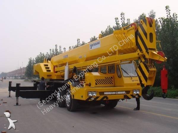 Кран Tadano 2012Year Tadano 65Tons Truck Crane Made in japan Used
