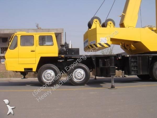 Кран Tadano Used Tadano 55Tons Truck Crane