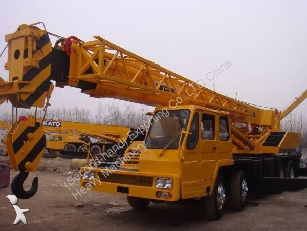 Кран Tadano Used TADANO 30Tons Truck Crane