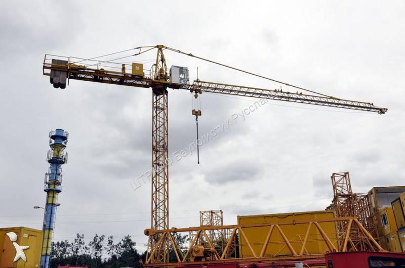 Tower Crane Uses : Used liebherr tower crane ec n?
