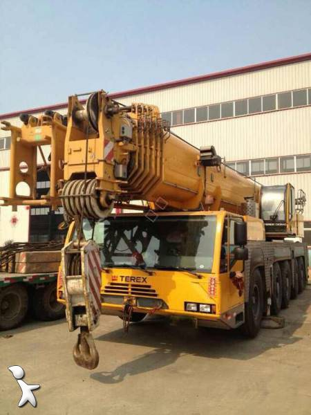 View images Demag AC200-1 crane