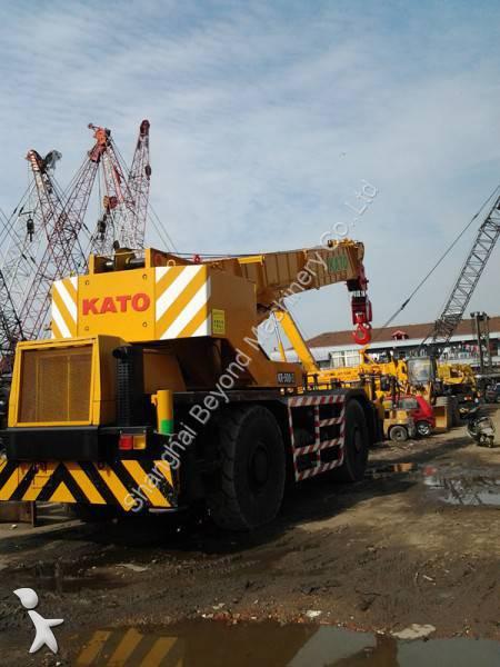 Kato kR50H crane