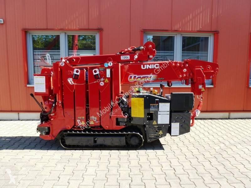 View images Unic URW-095 crane