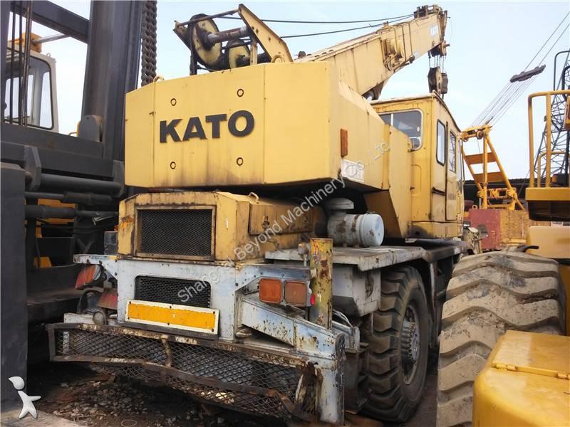 Automacara Kato KR25H
