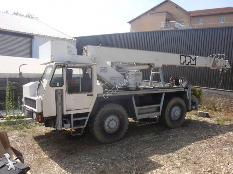 Grue mobile occasion ppm nc att 210 annonce n 1348617 for Etalmobile occasion
