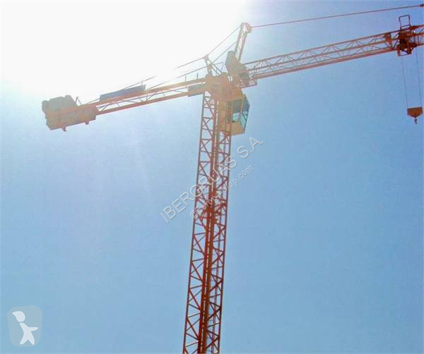Tower Crane Uses : Used potain tower crane mc a with cabin n?