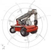 grue Bencini SP180 18 ton