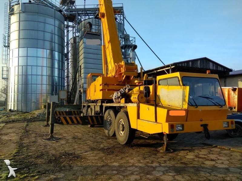 Used Grove Cranes : Used grove mobile crane tt be n?