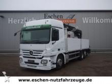 Mercedes 2544 LL 6x2, Luft, Hiab 166 K Kran